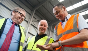 Glass Act As 750,000 New Plant Set To Create 10 New Jobs