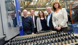 Birmingham City Council Support Plastics Manufacture With A Grant To Gain New Customers