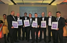 ENER-G Celebrates Success In Prestigious Building Controls Awards