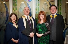 NEW College Celebrates Success In Higher Education