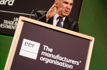 Heavyweights Of Industry & Politics Address National Manufacturing Conference