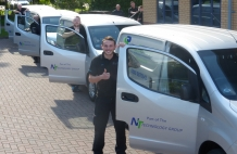 Network Telecom Doubles Van Fleet To Meet Demand
