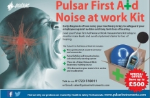 First Aid Diagnosis Kit For Noise At Work Launched