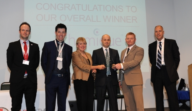 Overall Winners of the Made in the Midlands Awards : Chemique Adhesives