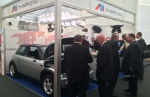Warwickshire Company Demonstrate British Engineering In Action At Trade Fair In Germany