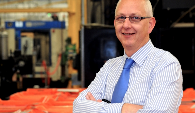 Managing Director Nick Moston