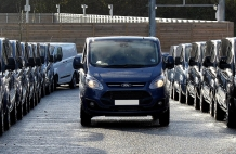 Record Quarter For New Commercial Vehicle Registrations As UK Business Confidence Soars