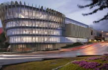 The University Of Huddersfield Has Been Granted Planning Approval For Its Proposed New Building Near The Shorehead Roundabout.