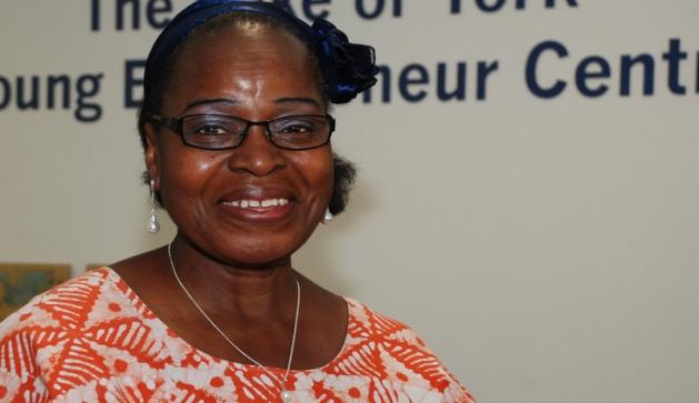 Mary Kolu Massaquoi