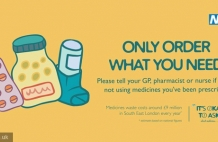 NHS Takes A Stand Against Medicine Wastage With MAG Ad Campaign