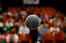 Want To Improve Your Public Speaking Skills?