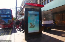 Media Agency Group Brings Bermuda Sunshine To The Streets Of London