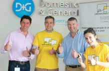 Domestic & General Connects With National Youth Charity