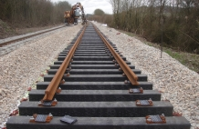 Plastic Railway Sleepers – A Lifeline For The Embattled UK Plastic Recycling Industry?