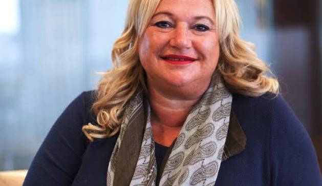 Jayne Archbold, CEO, Sage Enterprise Market Europe