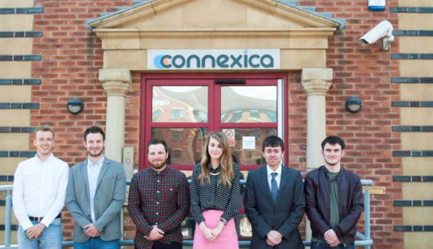 Staffordshire software company continue to boost graduate recruitment