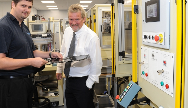 £2m investment helps manufacturer to fast track growth